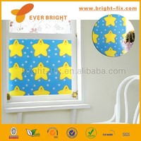 UV protection static cling window film