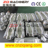 2015 bottle blow mould for variety flower pots used plastic moulds