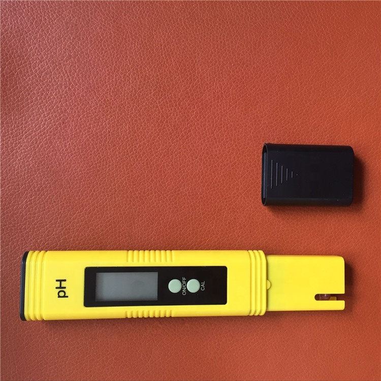 New design Pocket digital ph meter, pen type salt water ph tester pool tester
