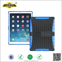 Hot Selling Heavy Duty Hybrid Rugged shockproof silicone tablet case for ipad pro
