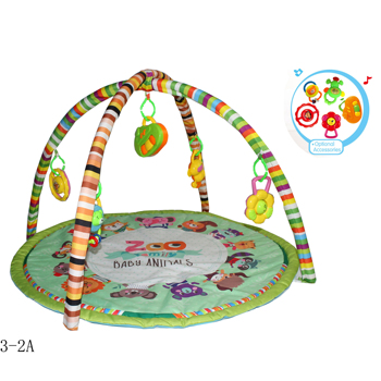2019 CE safety smart baby play mat infant activity gym
