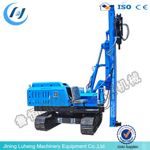Crawler type hydraulic press pile machine /Pile Driving Equipment Vibratory Hammer