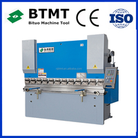Int's BTMT Brand WC67K-125T3200 mtr press brake for sale