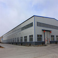 new design prefab steel structure warehouse building