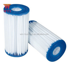 Spa and swimming pool PP pleated water filter cartridge filters pool with the best price