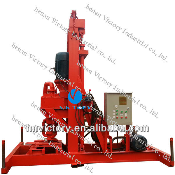 hydraulic soil investigation drilling rig