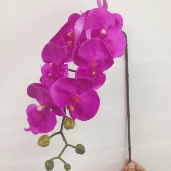 real touch orchid for table centerpiece decoration