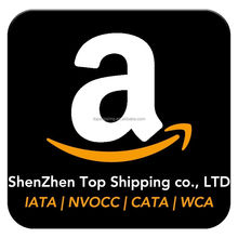 Cheap rates door to door fba amazon to Los Angeles USA air shipping alibaba express China