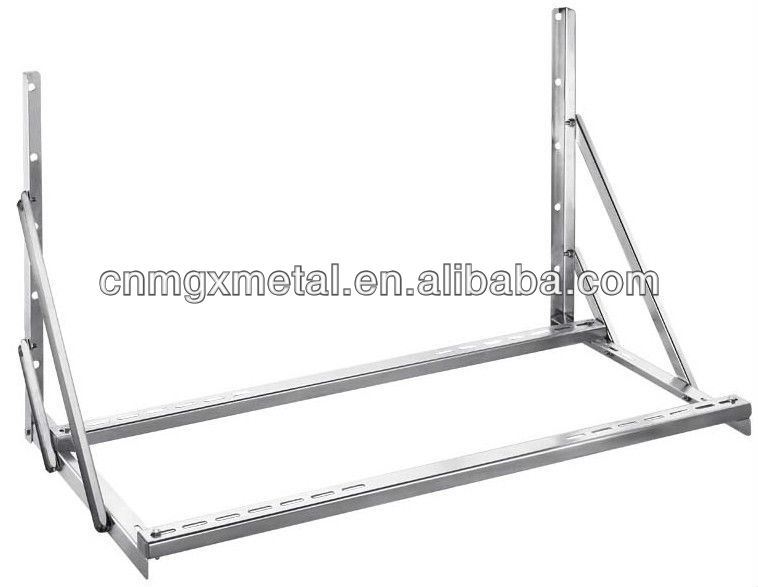 custom 3mm stainless steel 201 air conditioner brackets