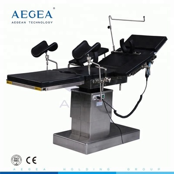 AG-OT011 theatre electric china operating room used bed multifunction ot medical surgical table
