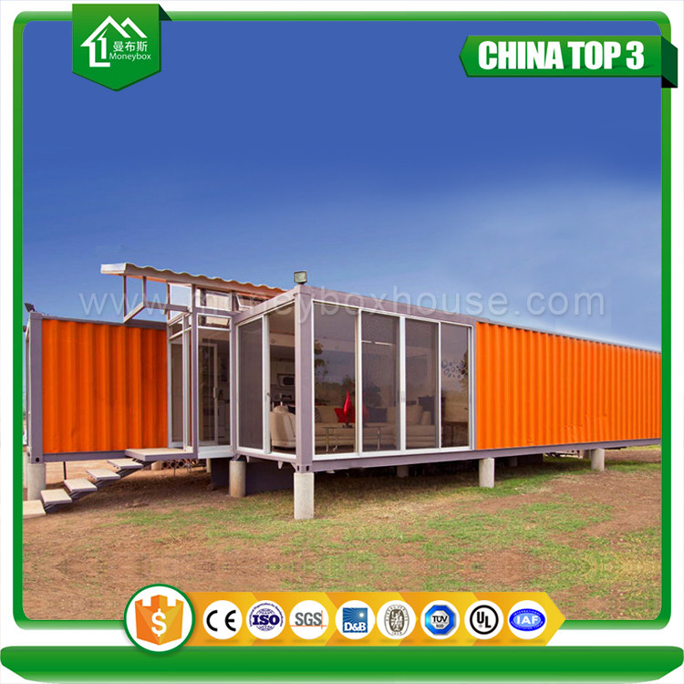 Hot Sale modular luxury prefab container house for sale