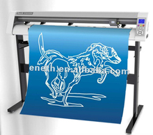 "Teneth 12"" 24"" 48"" 59"" Vinyl Cutter Plotter/Automatic Contour Cutting/Optical Eye/Support Mac/Flexi/Corel Draw/Artcut"