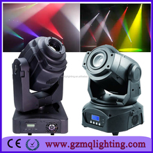 High Power Pro Sharpy Moving Head Stage Light Beam 60W 4 in 1 RGBW DMX DJ Par Bub Party