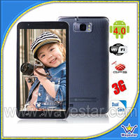 N9776 MTK6589 quad core 6 inch 3G smartphone dual sim cell phone