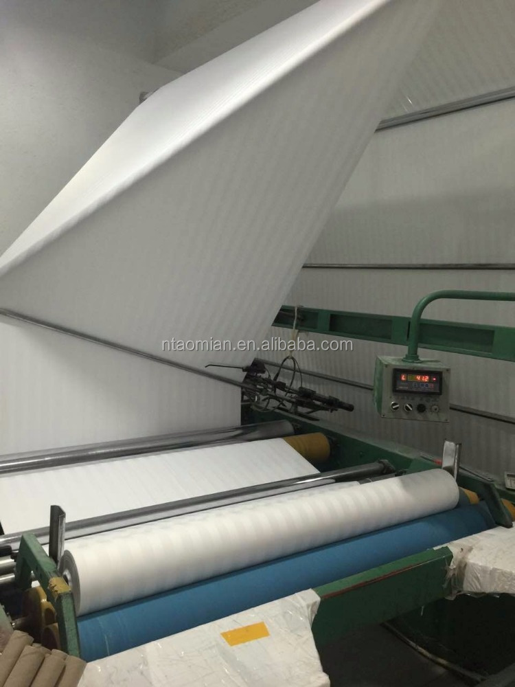 custom cotton fabric doubled sided for textile fabric importers