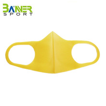 2018 High Quality New Material Polyurethane Sponge Kids Mouth Mask