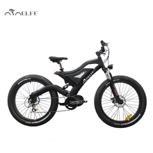 New upgrading 1000w Bafang mid motor electric dirt fat bike
