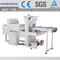 Automatic Tapes Sleeve Sealer Shrink Tunnel Heat Shrink Packing Machine