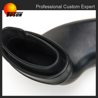 free of burrs TS 16949 certificated OEM automotive rubber spare parts