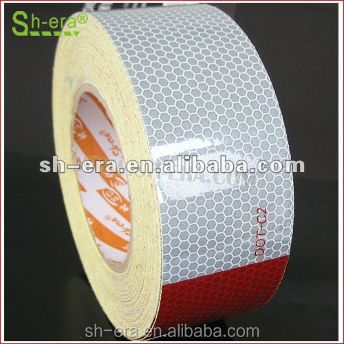 PET film car reflective adhesive tape for store glass