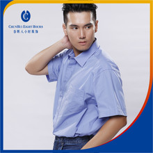 Hot sold office shirt uniform designs for men from the 2013 to 2016
