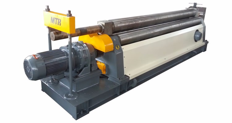 pinch rolling machine