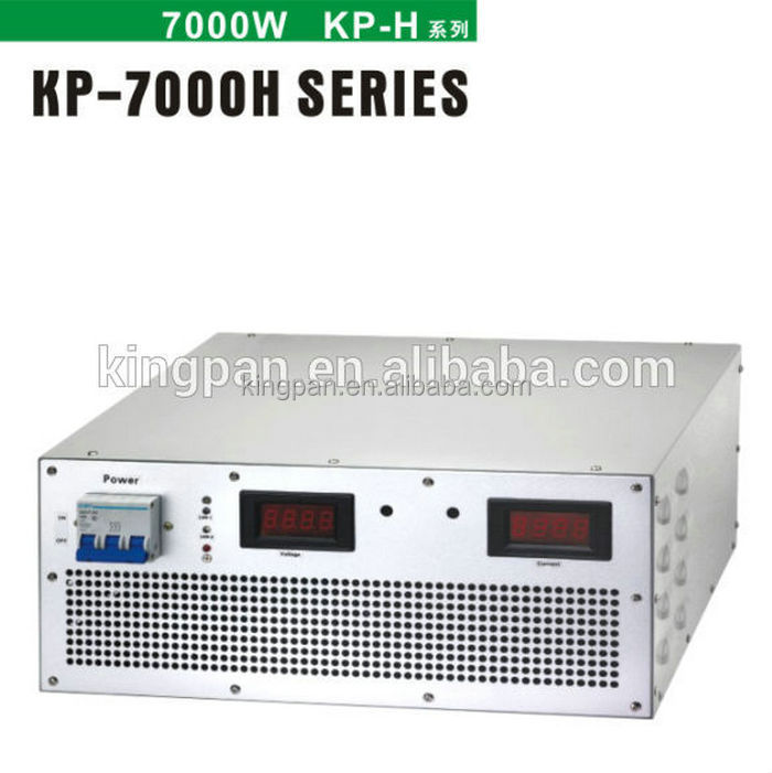 Top 7000W electric vehicle battery charger/Kingpan charge station / battery charger