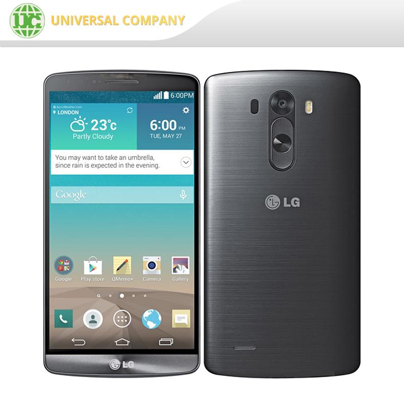 5.5 inch Quad-Core 2GB/3GB RAM 4G mobile phone Made in China LG G3 cell phone