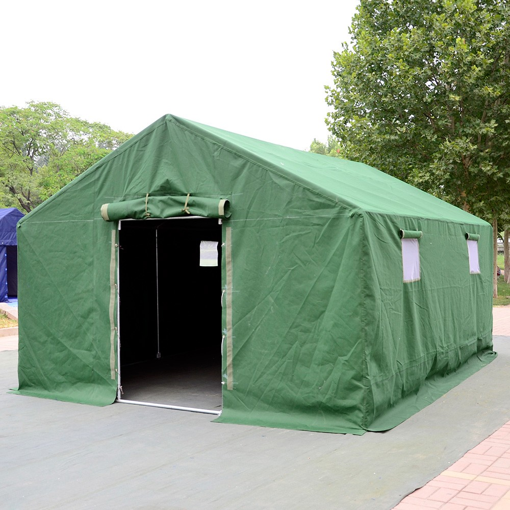 double layer military tent army tent for 12 persons