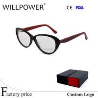 Yiwu fancy 2017 acetate optical frames fashionable eye wears for reading glasses