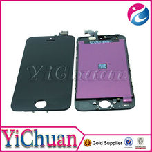 Top quality for iphone 5 lcd glass screen, for iphone 5 lcd and touch