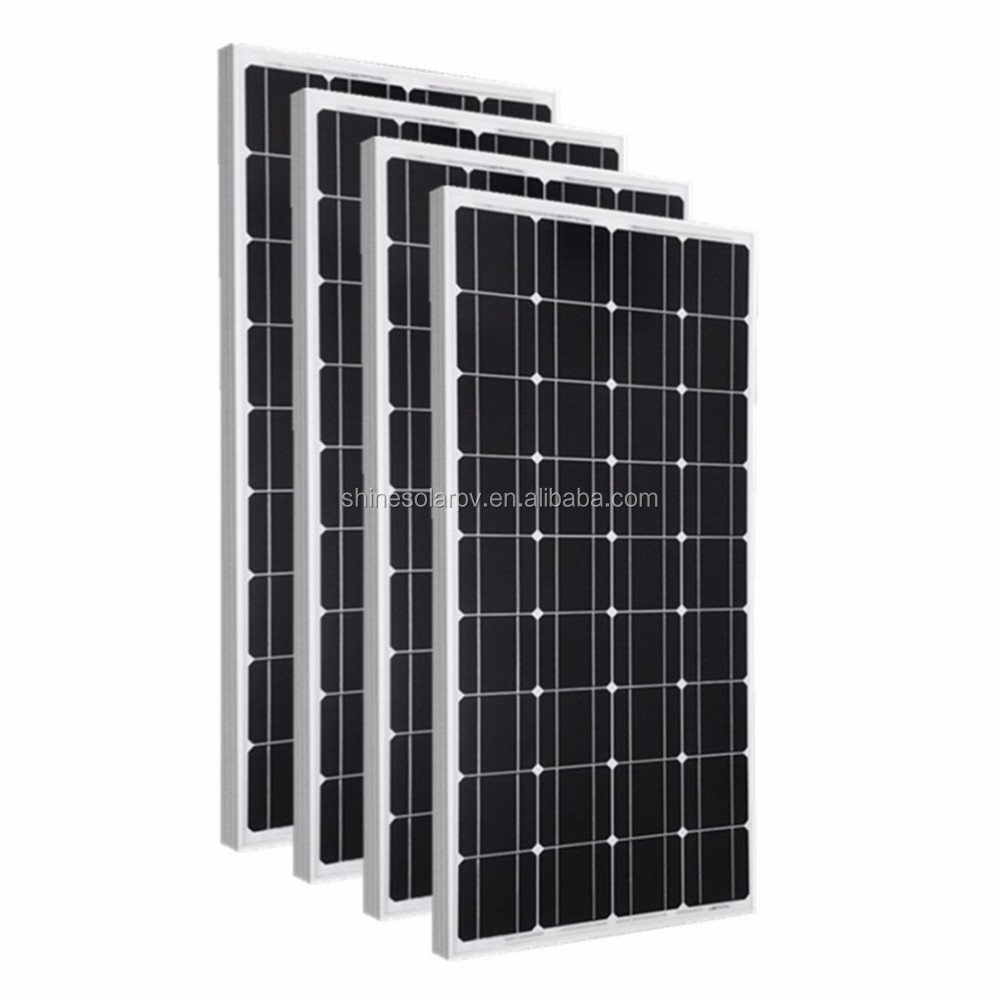 OEM manufacturer Mono and Poly 250w 260W 300w 310w solar panels for home solar system
