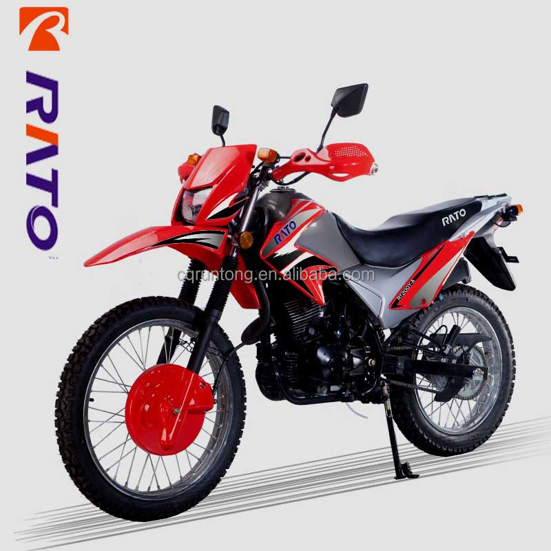 RATO 200cc motorcycle 4 Stroke off road motorcycle for sale