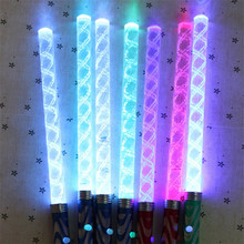 26CM Acrylic LED Glowing led magic wands Sticks, Concert Bar Flashing wands Light up toys Party Supplies decoration