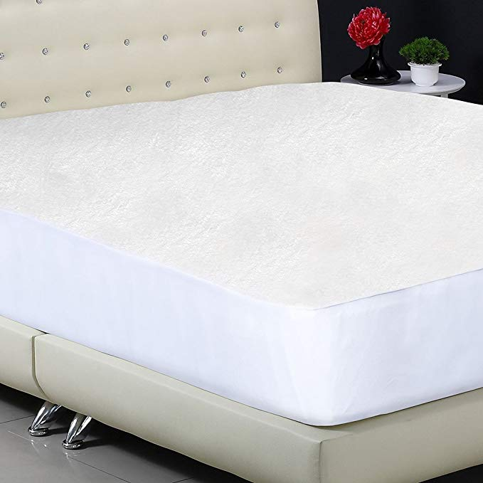 Premium Waterproof Full Mattress Protector which with cotton surface - Jozy Mattress | Jozy.net