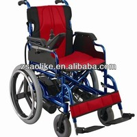 Cheap Price Aluminum Electric Wheelchair ALK140LA