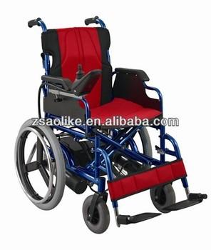 Cheap Price Aluminum Electric Wheelchair Alk140la Buy