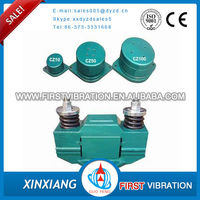 China CZ series electromagnetic hopper wall vibrator for small hopper