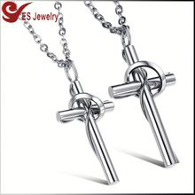 Cross Pendant Mens Necklace Thin Latest Gold Chain Designs