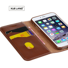 china supplier leather mobile case phone covers for iphone 6
