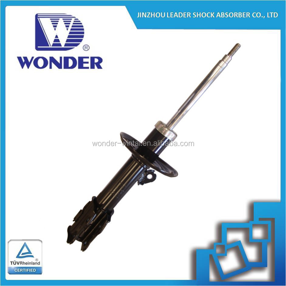 OEM supplier cheap auto spare parts gas front shock absorber for Toyota Yaris
