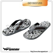 New design 2013 Men's Massage EVA slipper