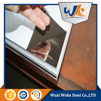 Trade assurance 4x8 aisi 201 stainless steel sheet price