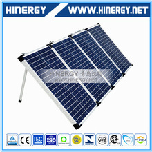 China Made Cell A-grade Quality foldable solar panel 80w 80W 120W 160Wp 200W folding panel kits 12v 80w