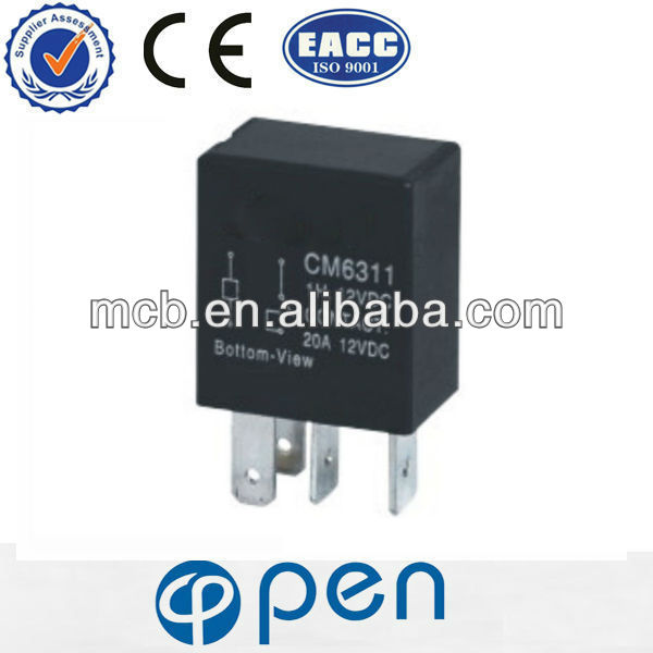 Hot sales CM6311 car led relay flasher