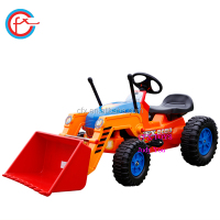 OEM Pedal forklift plastic ride on car children toys 313