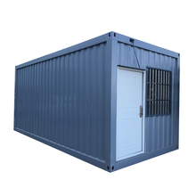prefabricated 20ft 40ft container home/flat pack container house price for sale
