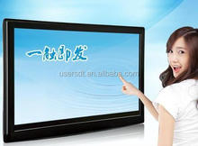 55,65,70 inch LED multi touch screen monitor, touch screen led tv, LED interactive whiteboard