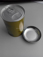 Alibaba producers rectangular child snacks biscuit candy food tin sealing metal cans