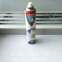China manufacture empty aerosol tin cans for insecticide spray